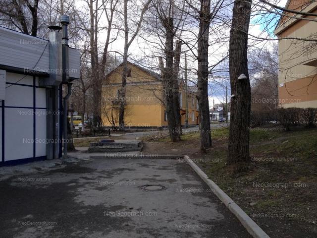 Адрес(а) на фотографии: Техническая улица, 70, Екатеринбург