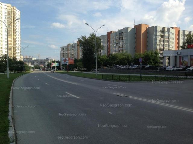 Адрес(а) на фотографии: улица Антона Валека, 15, Екатеринбург