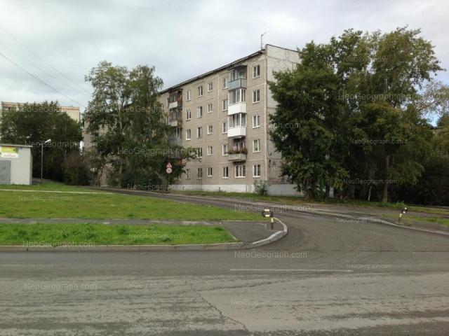 Адрес(а) на фотографии: улица Токарей, 60 к1, Екатеринбург