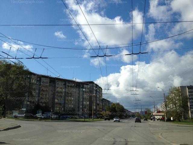 Адрес(а) на фотографии: Таганская улица, 57, Екатеринбург
