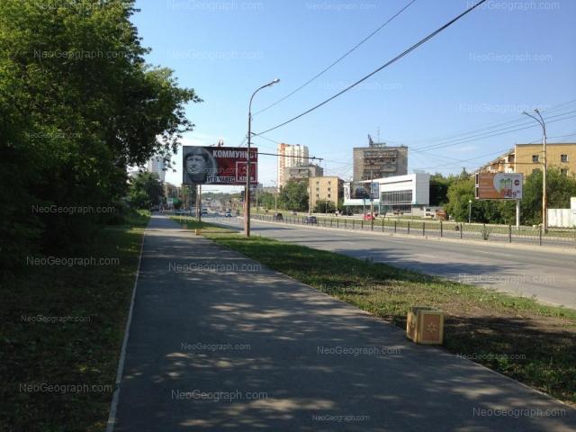 Адрес(а) на фотографии: проспект Космонавтов, 27, 27А, 29, 29Г, Екатеринбург