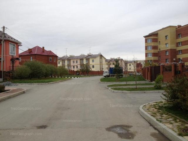 Address(es) on photo: Barvinka street, 18а, 20, Yekaterinburg