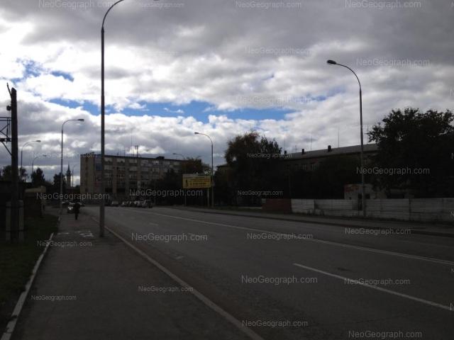 Адрес(а) на фотографии: улица Чкалова, 21, Екатеринбург