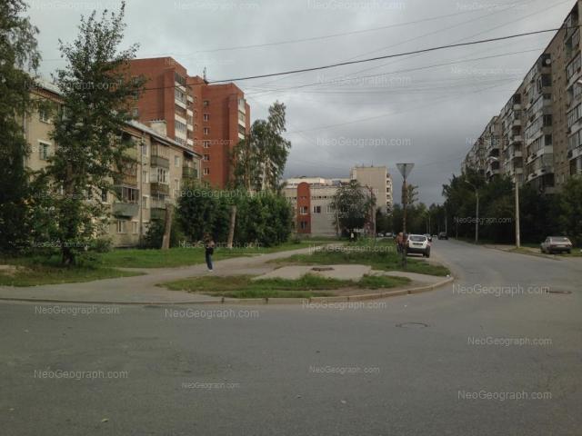 Адрес(а) на фотографии: Военная улица, 10, Екатеринбург