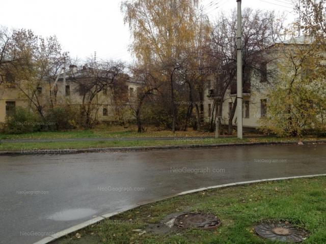 Адрес(а) на фотографии: улица Саввы Белых, 35, Екатеринбург