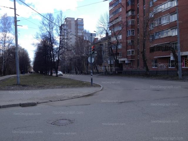 Адрес(а) на фотографии: улица Мира, 8, 10, 12, Екатеринбург