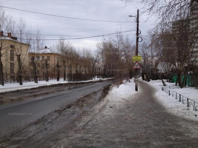 Адрес(а) на фотографии: Расточная улица, 12, 17/1, 17/2, Екатеринбург