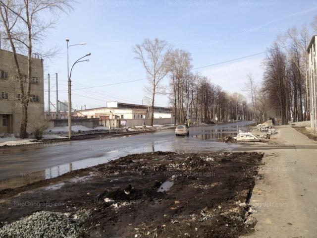 Адрес(а) на фотографии: улица Бабушкина, 1, 3, Екатеринбург
