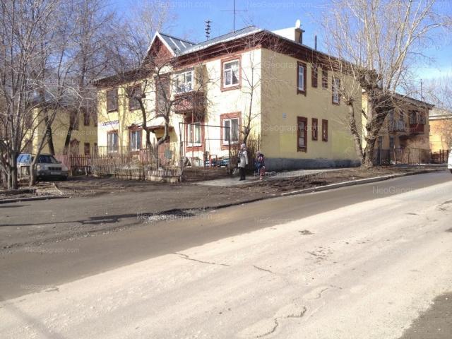 Адрес(а) на фотографии: улица Папанина, 28, 30, 32, Екатеринбург