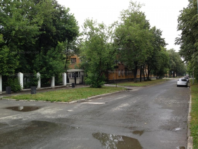 Адрес(а) на фотографии: улица Калинина, 62, Екатеринбург
