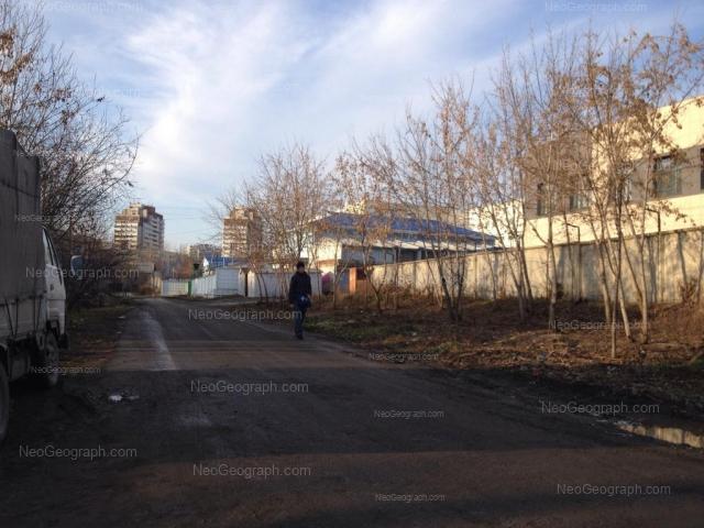 Address(es) on photo: Ogareva street, 15, Yekaterinburg
