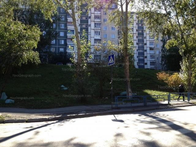 Адрес(а) на фотографии: улица Анны Бычковой, 16, 18, Екатеринбург