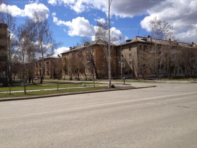 Адрес(а) на фотографии: Сортировочная улица, 21, 23, Екатеринбург