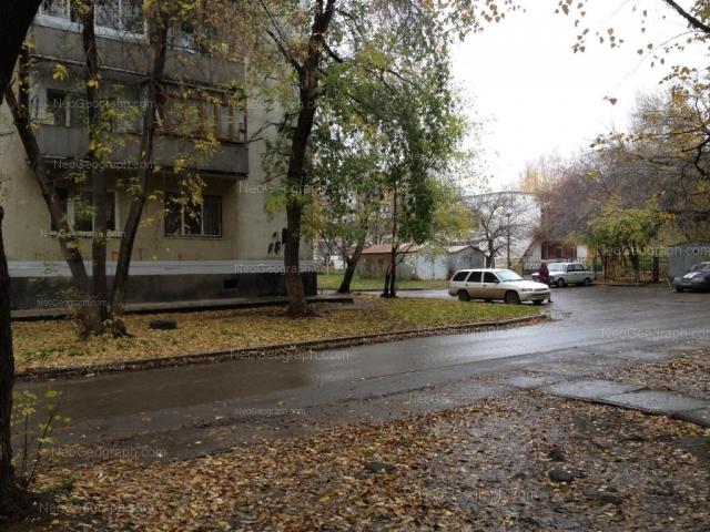 Адрес(а) на фотографии: Алма-Атинский переулок, 6, Екатеринбург