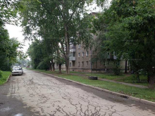 Адрес(а) на фотографии: улица Лобкова, 81, Екатеринбург