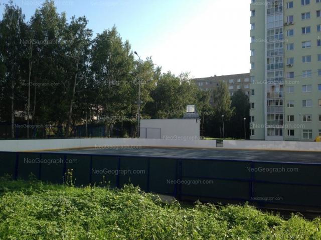 Адрес(а) на фотографии: улица Электриков, 22, 26, Екатеринбург
