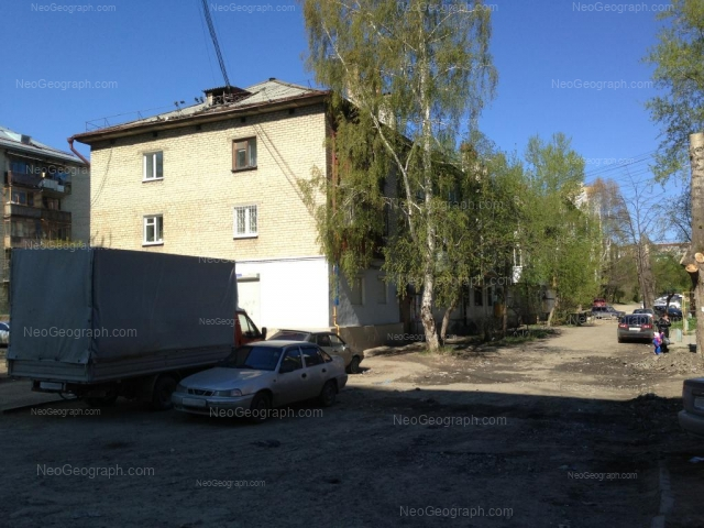 Адрес(а) на фотографии: Кунарская улица, 18, 22, Екатеринбург