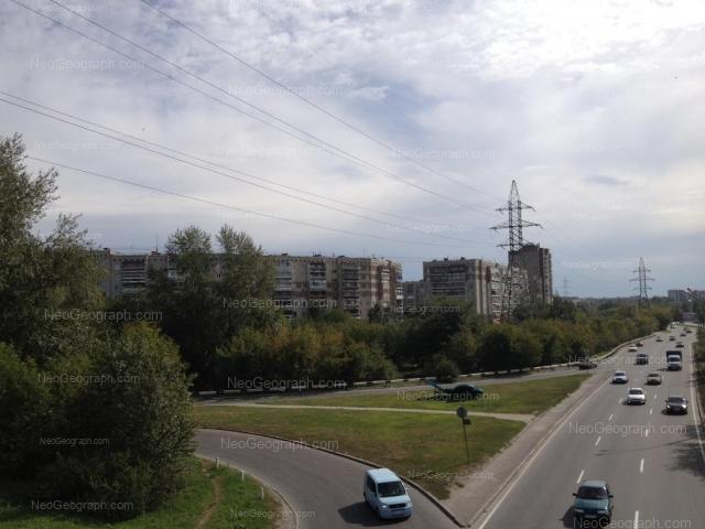 Адрес(а) на фотографии: улица Новгородцевой, 3, 3Б, Екатеринбург