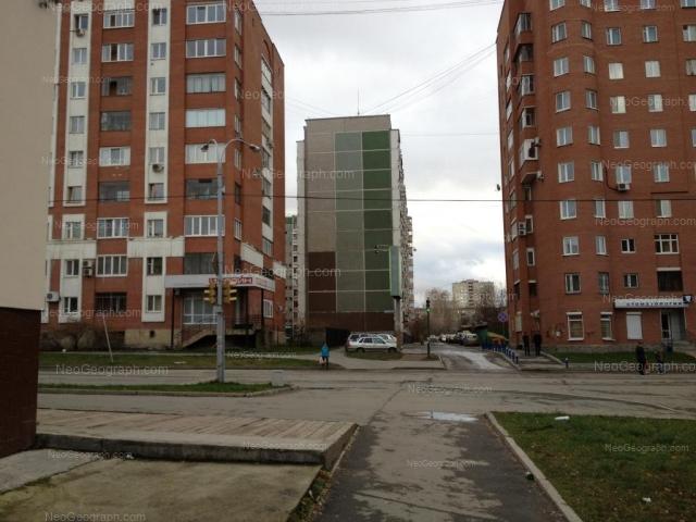 Address(es) on photo: Surikova street, 32, 40, 48, Yekaterinburg