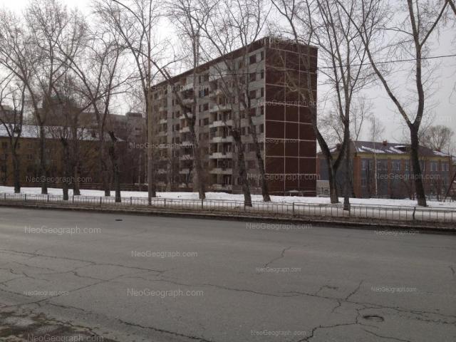 Адрес(а) на фотографии: Восточная улица, 20, 22, Екатеринбург