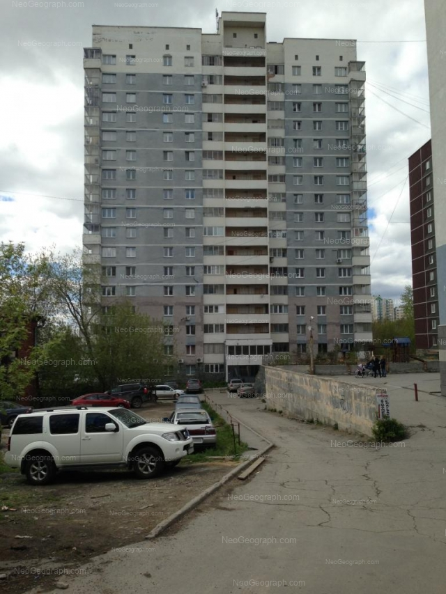 Адрес(а) на фотографии: Асбестовский переулок, 2/3, Екатеринбург