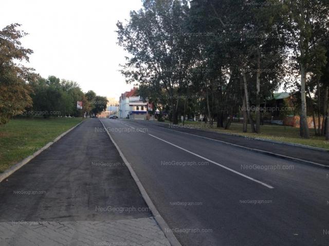Адрес(а) на фотографии: Пролетарская улица, 11, 16, Екатеринбург