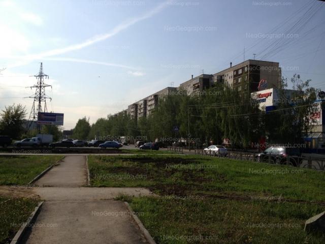 Адрес(а) на фотографии: улица Академика Бардина, 25/2, 27, 29, Екатеринбург