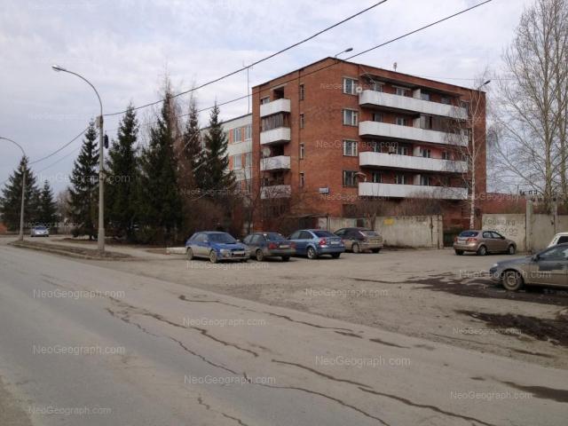 Адрес(а) на фотографии: улица Раевского, 11, Екатеринбург