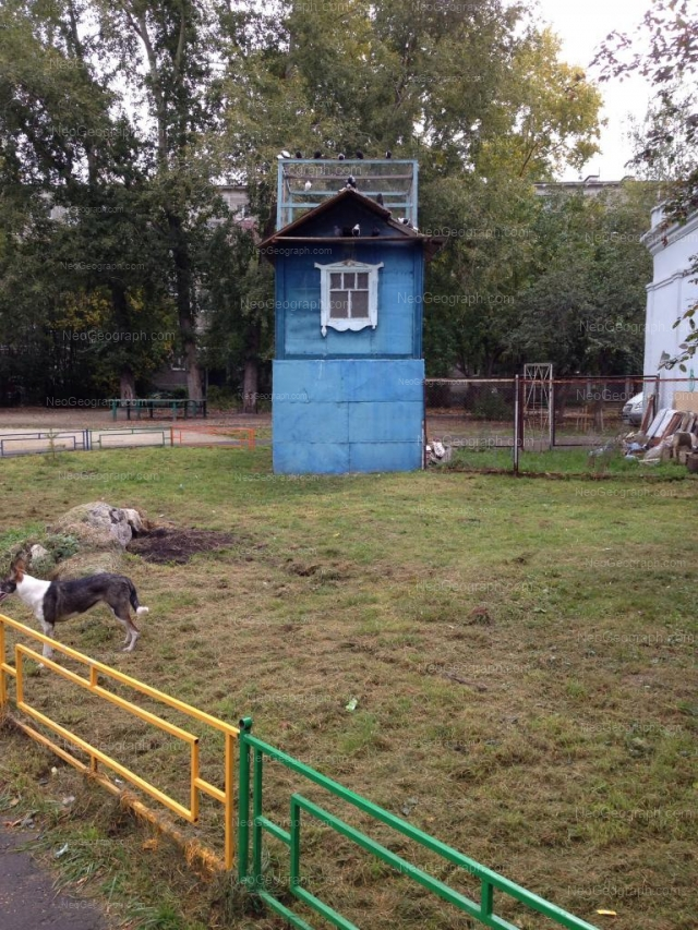 Адрес(а) на фотографии: улица Викулова, 35/4, Екатеринбург