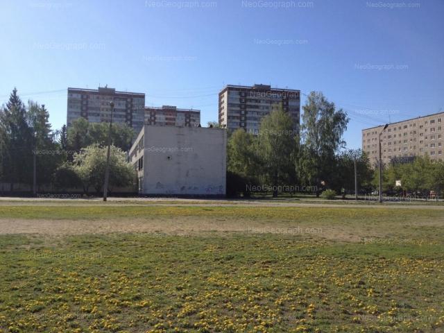 Address(es) on photo: Reshetnikova driveway, 10, 12, 14, 16, 18/1, Yekaterinburg