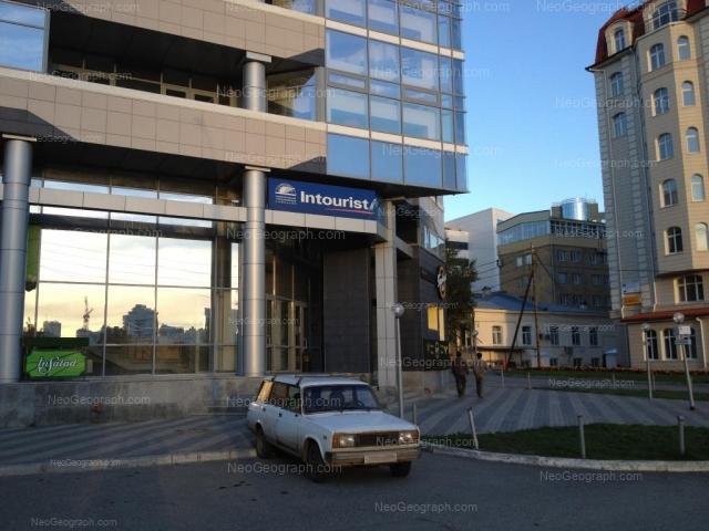 Адрес(а) на фотографии: улица Карла Маркса, 8, 8А, Екатеринбург
