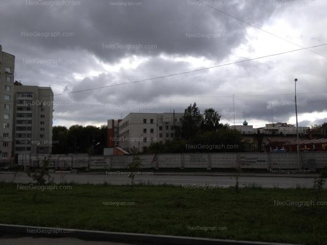 Адрес(а) на фотографии: улица Чкалова, 1, 3, 5, Екатеринбург