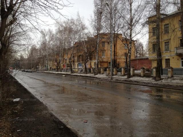 Адрес(а) на фотографии: улица Бабушкина, 21, 23, 25, Екатеринбург