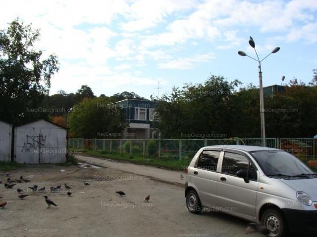 Адрес(а) на фотографии: улица Академика Постовского, 10, Екатеринбург