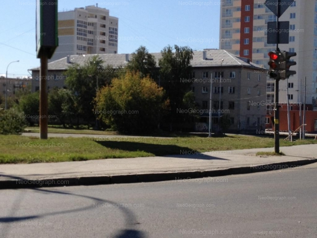 Адрес(а) на фотографии: Панельная улица, 11Б, Екатеринбург