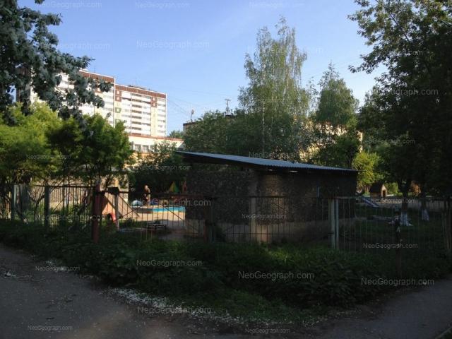 Адрес(а) на фотографии: улица Академика Бардина, 25/1, 25/2, 25а, Екатеринбург