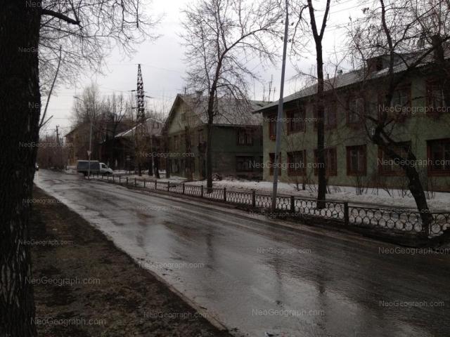 Адрес(а) на фотографии: улица Стачек, 5, 7, 9, 11, Екатеринбург