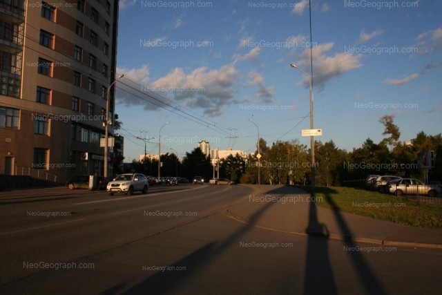 Address(es) on photo: Nikolaya Nikonova street, 4, Yekaterinburg