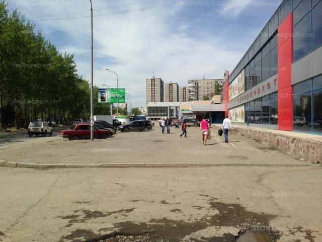Адрес(а) на фотографии: улица Пехотинцев, 5, 7а, 9, Екатеринбург