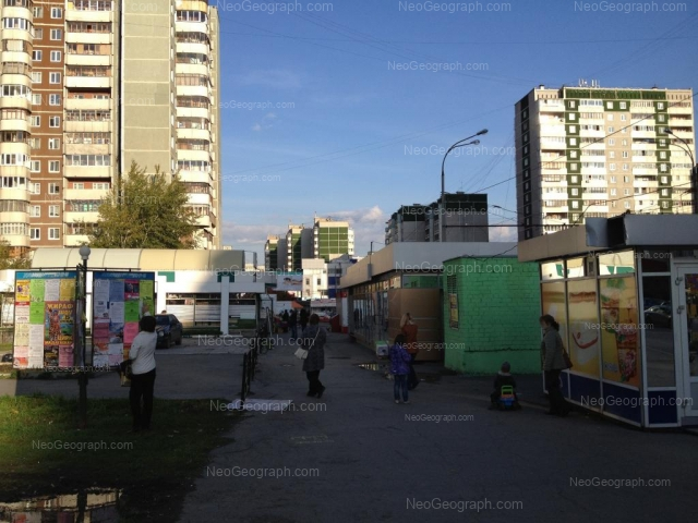 Адрес(а) на фотографии: Тбилисский бульвар, 17, Екатеринбург