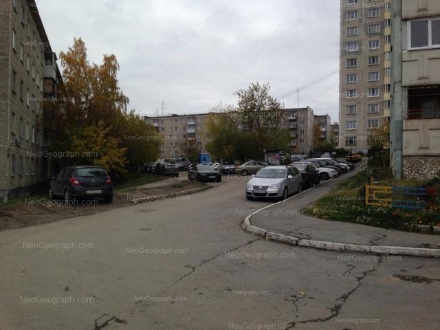 Адрес(а) на фотографии: улица Металлургов, 14, 16, Екатеринбург