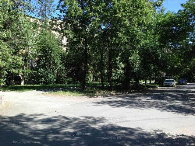 Адрес(а) на фотографии: улица Красных Партизан, 8, Екатеринбург
