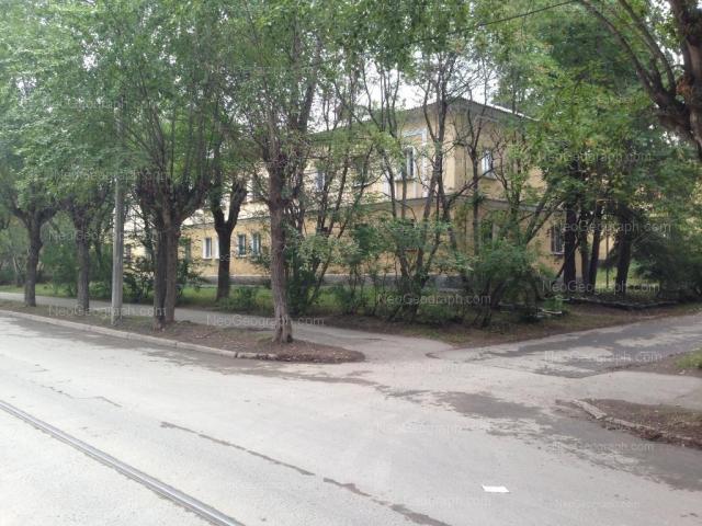 Address(es) on photo: Entusiastov street, 32, Yekaterinburg