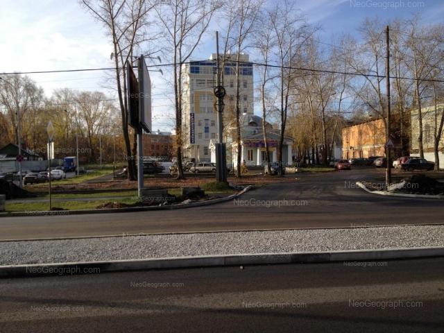 Адрес(а) на фотографии: Верхисетский бульвар, 5, 7А, 9, 13А, 15, Екатеринбург