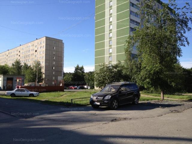 Адрес(а) на фотографии: улица Начдива Онуфриева, 28, 28а, Екатеринбург