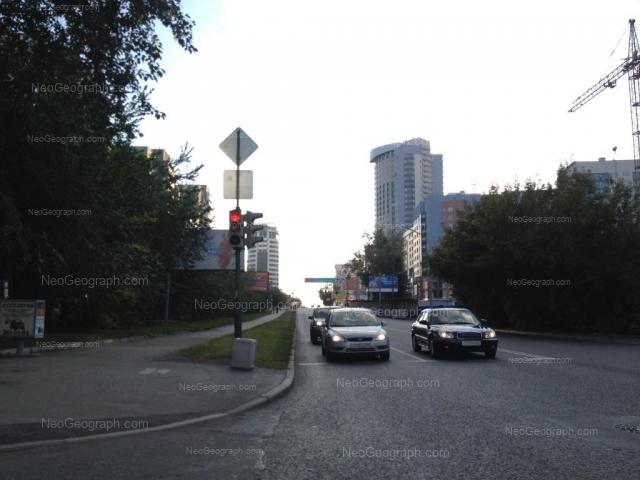 Адрес(а) на фотографии: улица Шейнкмана, 90, Екатеринбург
