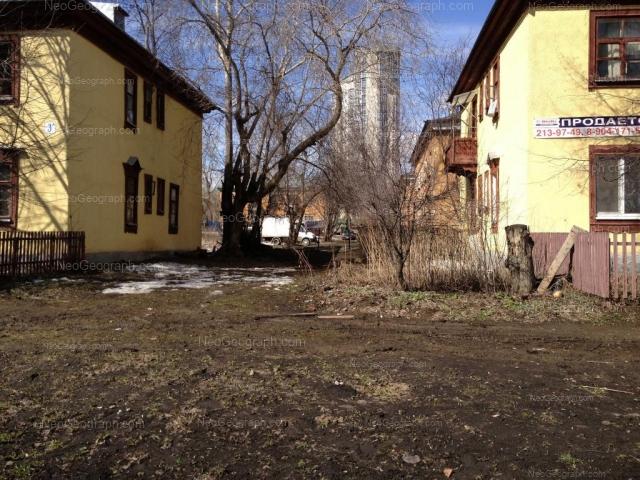 Адрес(а) на фотографии: улица Папанина, 26А, 30, 32, Екатеринбург