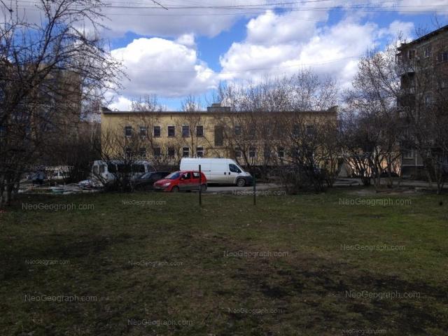 Адрес(а) на фотографии: улица Сулимова, 4, Екатеринбург