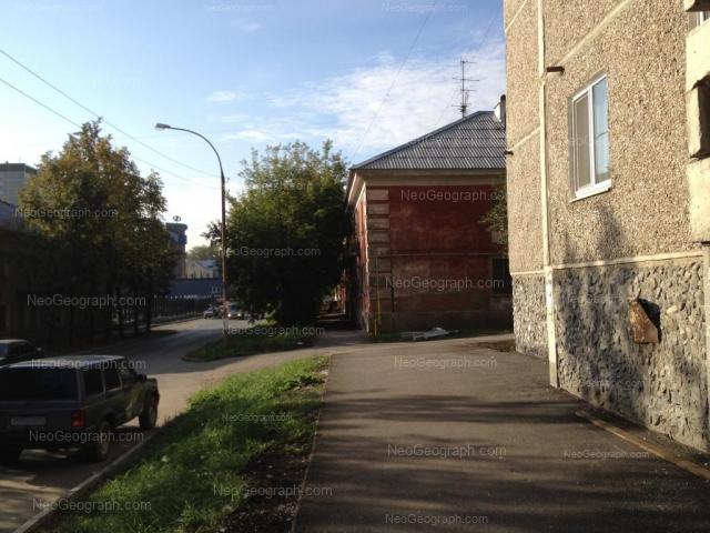 Адрес(а) на фотографии: Студенческая улица, 54, Екатеринбург