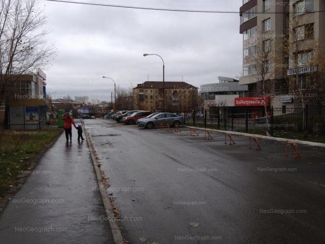 Адрес(а) на фотографии: улица Блюхера, 18, 45, 47, Екатеринбург